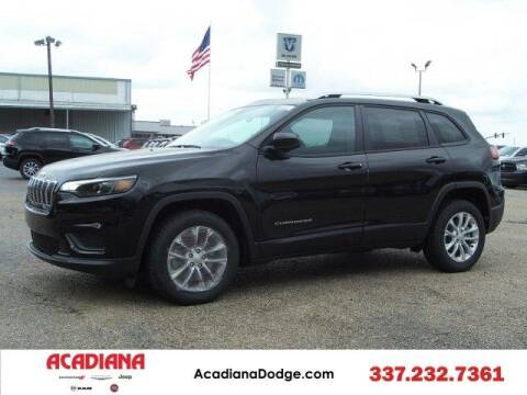 2020 Jeep Cherokee for sale at ACADIANA DODGE CHRYSLER JEEP in Lafayette LA