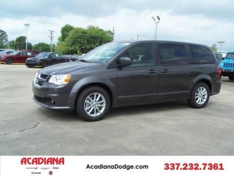 2020 Dodge Grand Caravan for sale at ACADIANA DODGE CHRYSLER JEEP in Lafayette LA