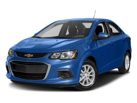 2017 Chevrolet Sonic LT Auto for sale at ACADIANA DODGE CHRYSLER JEEP in Lafayette LA