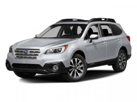 2016 Subaru Outback for sale at ACADIANA DODGE CHRYSLER JEEP in Lafayette LA