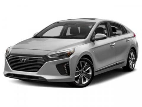 2019 Hyundai Ioniq Hybrid for sale at ACADIANA DODGE CHRYSLER JEEP in Lafayette LA