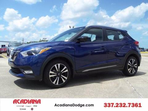 2019 Nissan Kicks for sale at ACADIANA DODGE CHRYSLER JEEP in Lafayette LA