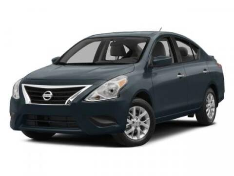 2015 Nissan Versa for sale at ACADIANA DODGE CHRYSLER JEEP in Lafayette LA