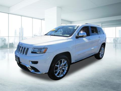 2014 Jeep Grand Cherokee for sale in Medford, NY