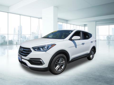 2017 Hyundai Santa Fe Sport for sale in Medford, NY