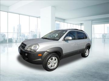 2007 Hyundai Tucson for sale in Medford, NY