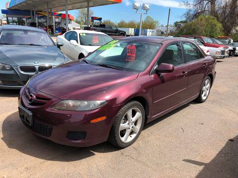 2008 Mazda MAZDA6 For Sale At East Windsor Auto In East Windsor CT