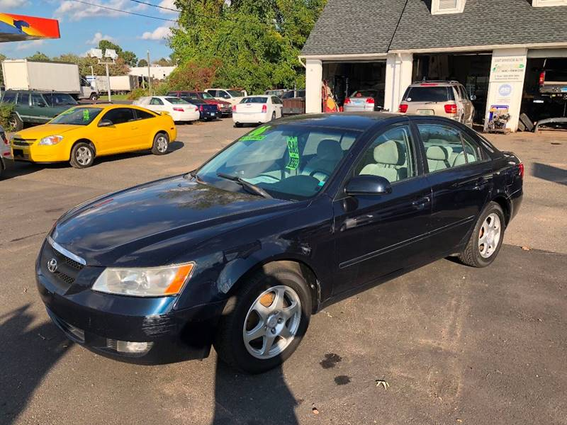 2006 Hyundai Sonata For Sale At East Windsor Auto In East Windsor CT