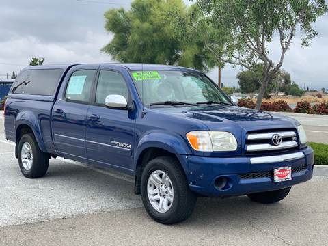 2005 Toyota Tundra for sale at Esquivel Auto Depot in Rialto CA