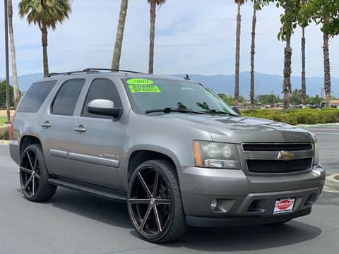 2009 Chevrolet Tahoe for sale at Esquivel Auto Depot in Rialto CA