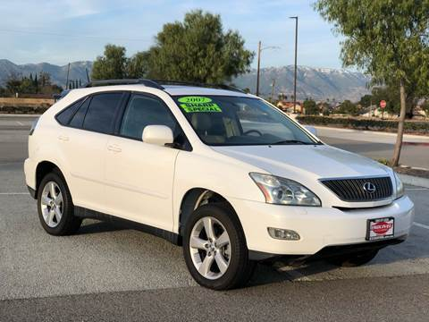 2007 Lexus RX 350 for sale at Esquivel Auto Depot in Rialto CA