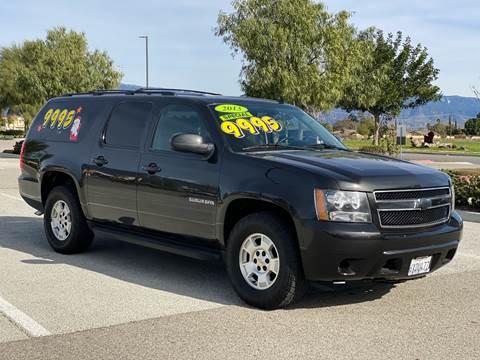2013 Chevrolet Suburban for sale at Esquivel Auto Depot in Rialto CA