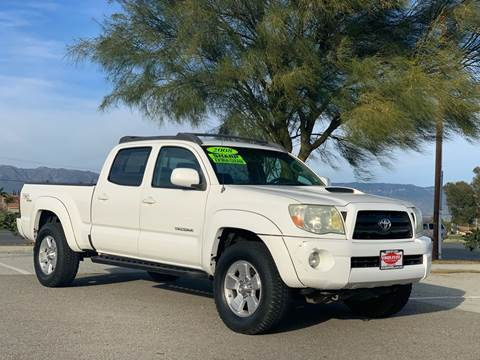 2008 Toyota Tacoma for sale at Esquivel Auto Depot in Rialto CA