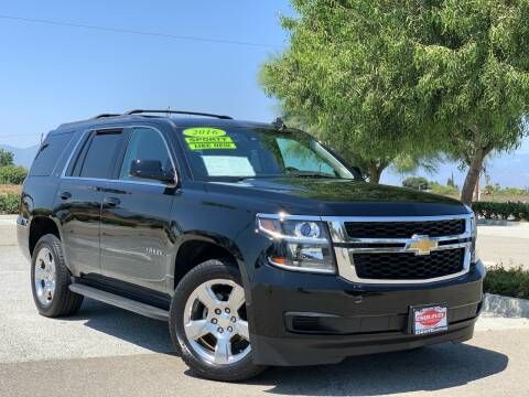 2016 Chevrolet Tahoe for sale at Esquivel Auto Depot in Rialto CA