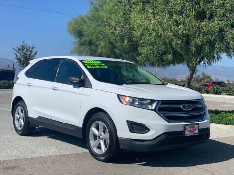 2017 Ford Edge for sale at Esquivel Auto Depot in Rialto CA