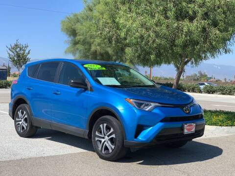 2017 Toyota RAV4 for sale at Esquivel Auto Depot in Rialto CA