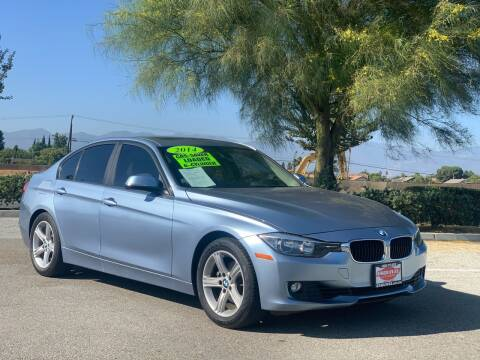 2014 BMW 3 Series for sale at Esquivel Auto Depot in Rialto CA