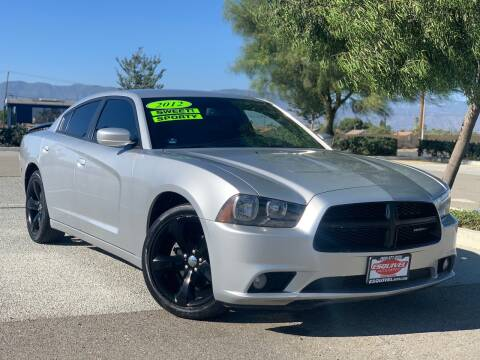 2012 Dodge Charger for sale at Esquivel Auto Depot in Rialto CA