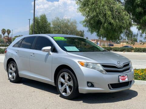 2013 Toyota Venza for sale at Esquivel Auto Depot in Rialto CA