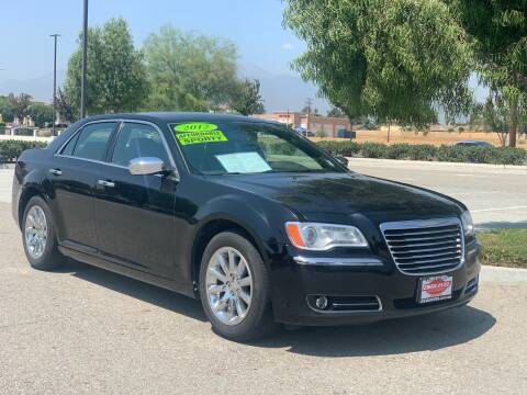 2012 Chrysler 300 for sale at Esquivel Auto Depot in Rialto CA