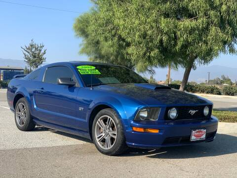 2008 Ford Mustang for sale at Esquivel Auto Depot in Rialto CA