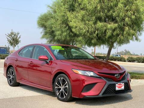 2018 Toyota Camry for sale at Esquivel Auto Depot in Rialto CA