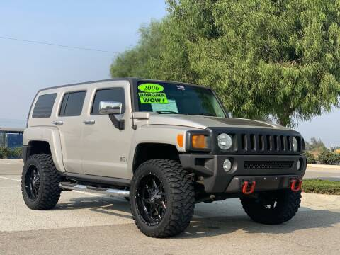 2006 HUMMER H3 for sale at Esquivel Auto Depot in Rialto CA