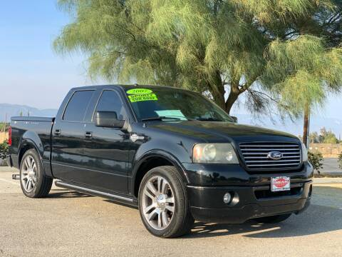 2007 Ford F-150 for sale at Esquivel Auto Depot in Rialto CA