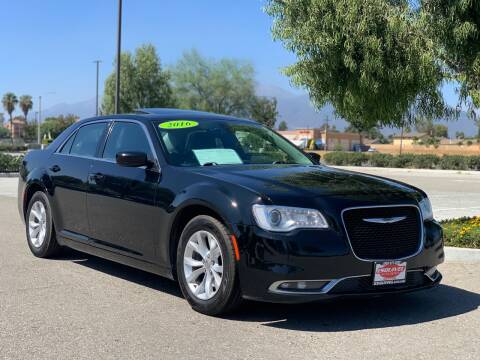 2016 Chrysler 300 for sale at Esquivel Auto Depot in Rialto CA