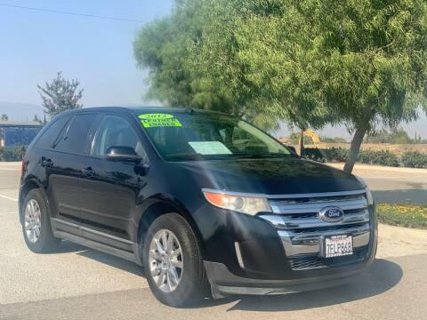 2012 Ford Edge for sale at Esquivel Auto Depot in Rialto CA