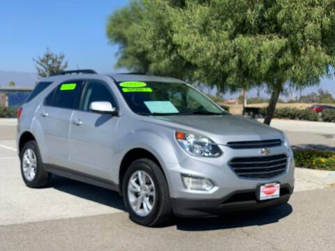 2017 Chevrolet Equinox for sale at Esquivel Auto Depot in Rialto CA