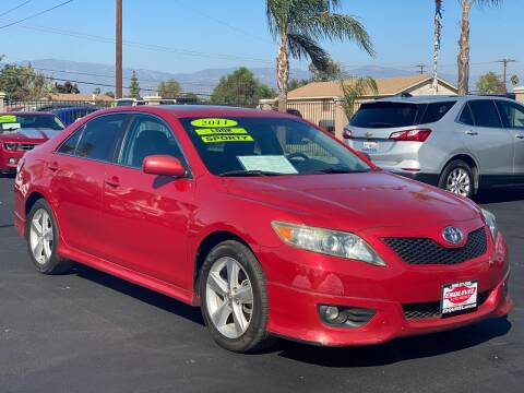 2011 Toyota Camry for sale at Esquivel Auto Depot in Rialto CA