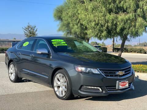 2015 Chevrolet Impala for sale at Esquivel Auto Depot in Rialto CA