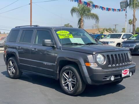 2016 Jeep Patriot for sale at Esquivel Auto Depot in Rialto CA