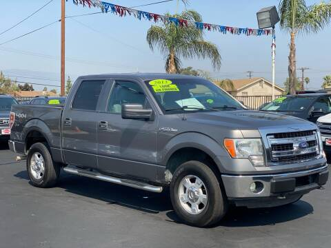 2013 Ford F-150 for sale at Esquivel Auto Depot in Rialto CA