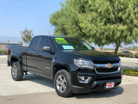 2016 Chevrolet Colorado for sale at Esquivel Auto Depot in Rialto CA