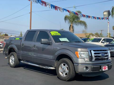 2011 Ford F-150 for sale at Esquivel Auto Depot in Rialto CA
