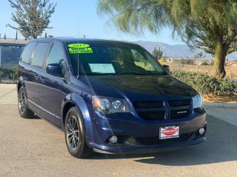 2017 Dodge Grand Caravan for sale at Esquivel Auto Depot in Rialto CA