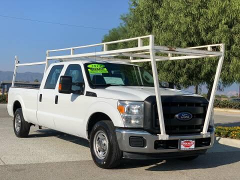 2014 Ford F-250 Super Duty for sale at Esquivel Auto Depot in Rialto CA