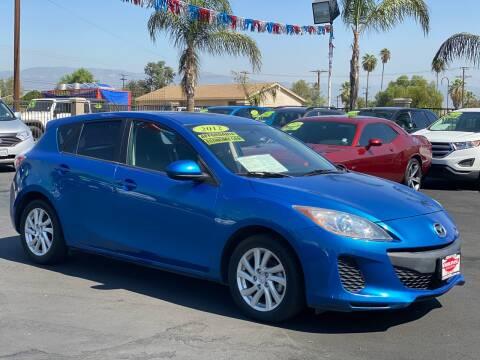 2012 Mazda MAZDA3 for sale at Esquivel Auto Depot in Rialto CA