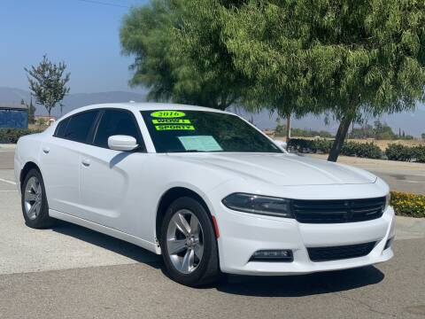 2016 Dodge Charger for sale at Esquivel Auto Depot in Rialto CA