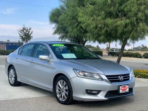 2015 Honda Accord for sale at Esquivel Auto Depot in Rialto CA