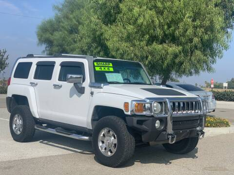 2007 HUMMER H3 for sale at Esquivel Auto Depot in Rialto CA