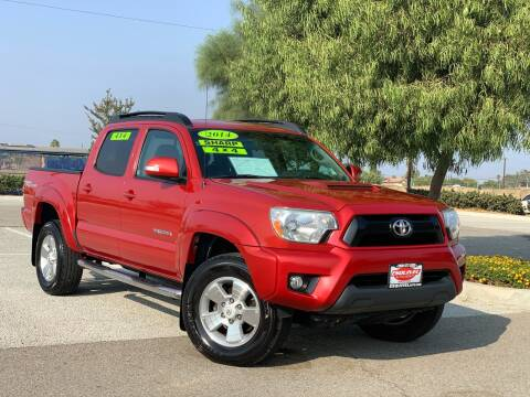 2014 Toyota Tacoma for sale at Esquivel Auto Depot in Rialto CA