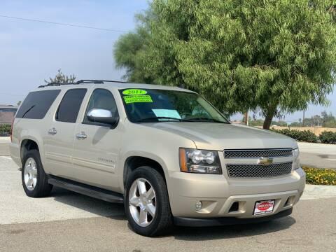 2011 Chevrolet Suburban for sale at Esquivel Auto Depot in Rialto CA