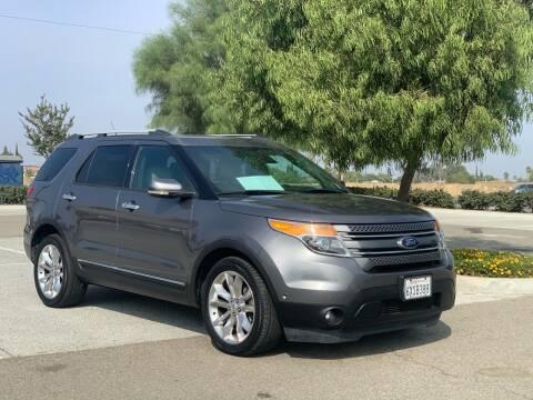 2013 Ford Explorer for sale at Esquivel Auto Depot in Rialto CA