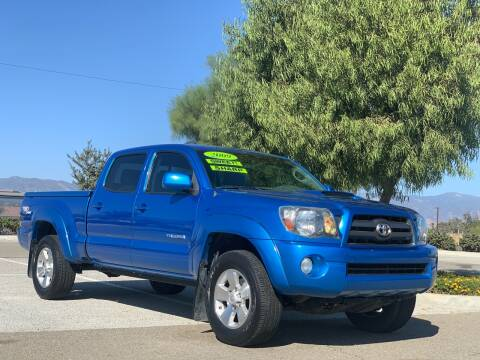 2009 Toyota Tacoma for sale at Esquivel Auto Depot in Rialto CA