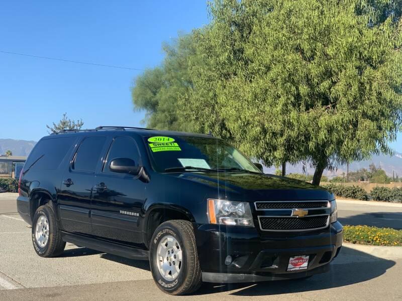 2014 Chevrolet Suburban for sale at Esquivel Auto Depot in Rialto CA