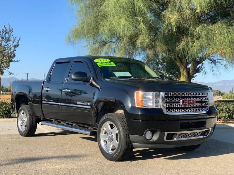2011 GMC Sierra 2500HD for sale at Esquivel Auto Depot in Rialto CA