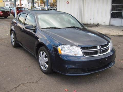 2013 Dodge Avenger for sale at D & M Auto Sales in Corvallis OR